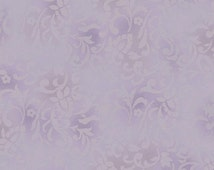 RJR Fabrics Chelsea 2106 03 Scroll Lavender Yardage by Jinny Beyer