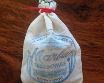 Marfa Seed Bombs