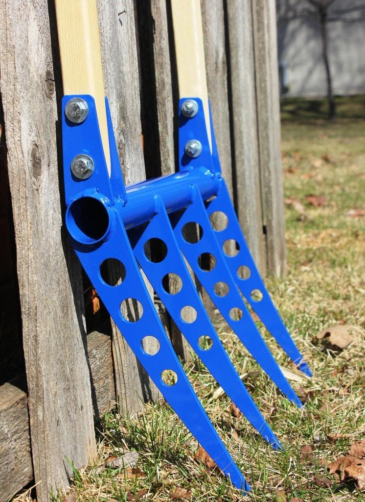 Treadlite Broadfork Garden Tool