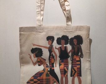 Tote Bag the conquering
