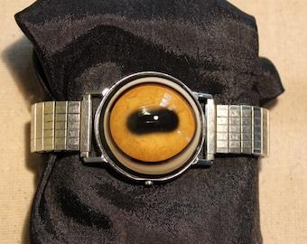 Large Goat Eye Bracelet