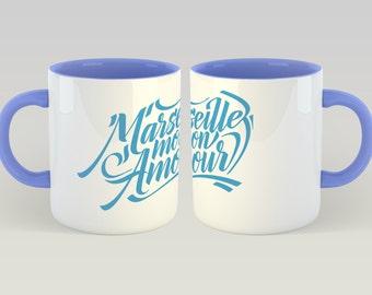 Cup MARSEILLE LOVE Mug