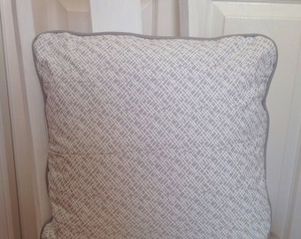 Piped Cushion Cover  | Cushion Cover  | Home Decor | Home and Living