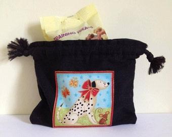 Dalmatian Treat Bag - Training Aid - Poop Bag