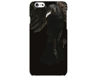 Black Crow Designer iPhone Case