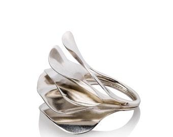 Nature Ring -  Adjustable Nature Ring -  Nature Ring Silver 925 - Nature