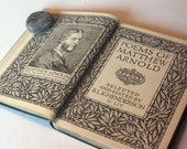 Poems Of Matthew Arnold 1939 , Poetical Works Vintage Poetry Book Vintage, gift, collectibles, Poet