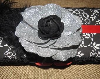 Glitz Floral Wipe Case