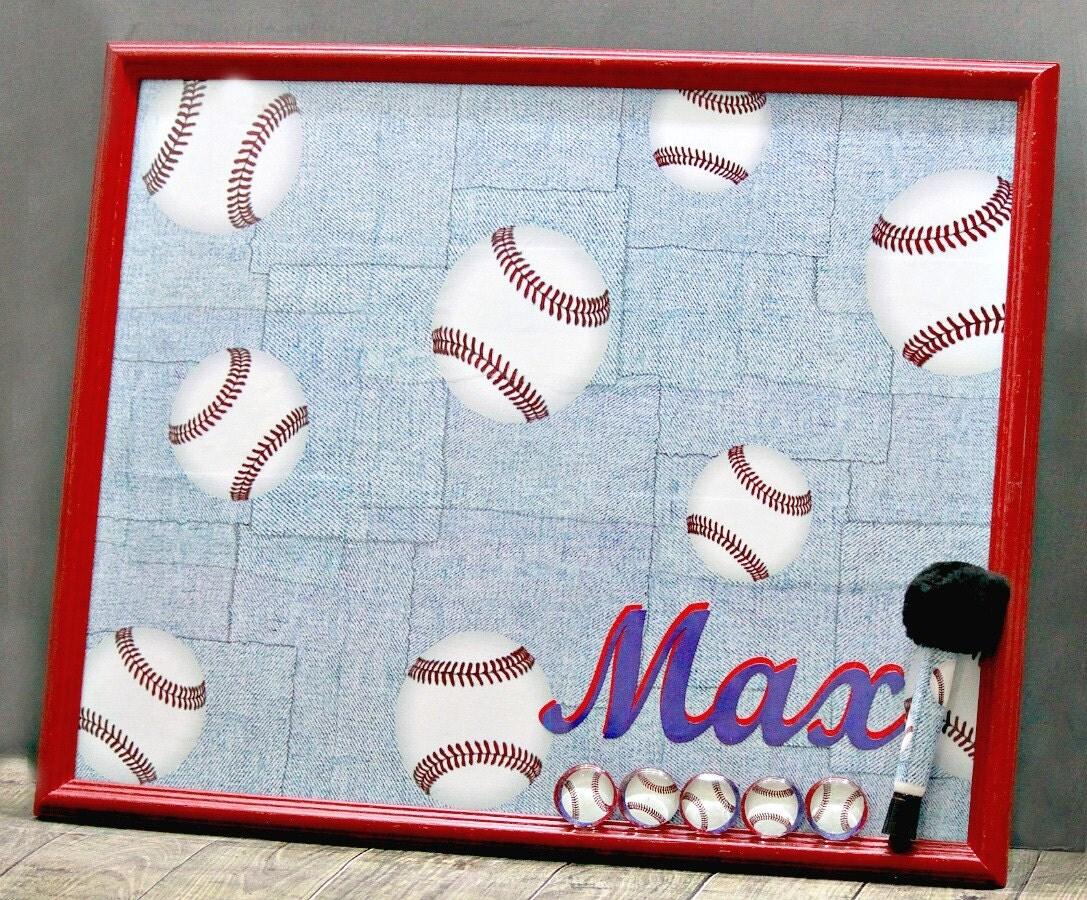 Free Shipping Magnetic Dry Erase Board Framed Magnet Board
