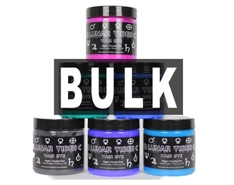 Bulk Colored Hair Dye (10 Dyes)