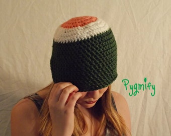 Crochet Sushi Hat