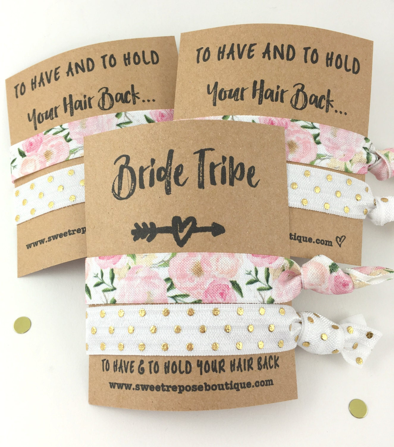 Bridesmaid Gifts: Bachelorette Party Favors // Bridesmaid Gift // Bride Tribe