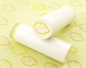 Lemon - mini stamps/Lüttje stamp Ø 1,1 cm
