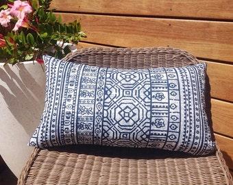 Outdoor Cushions, Outdoor Pillows Navy Outdoor, Natural Tan Ecru Outdor,  Navy, Black