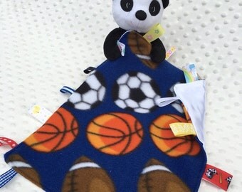 Animal baby sensory security blankets  Infants and babies