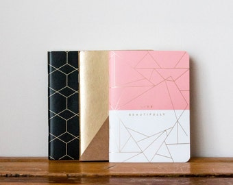 A6 Pocketbooks - 3 Pack