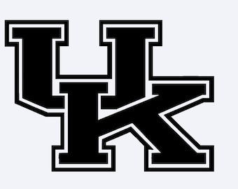 University Of Kentucky Decal Etsy