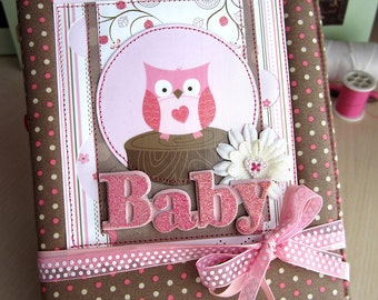 Photo album for a little girl or beby