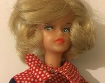 Sale - Vintage 1960s First Issue Palitoy Tressy Doll - Maddie Mod Clothing