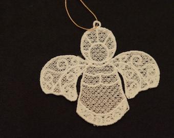 Filagree Ornament- Angel
