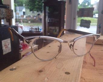 Cat Eye Glasses 1950s