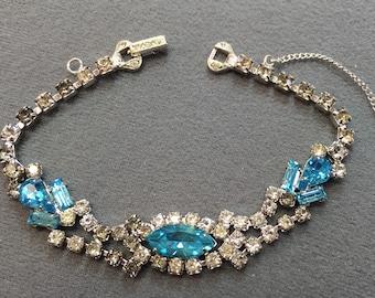 Glam High-quality Rhinestone Bracelet.  Free shipping