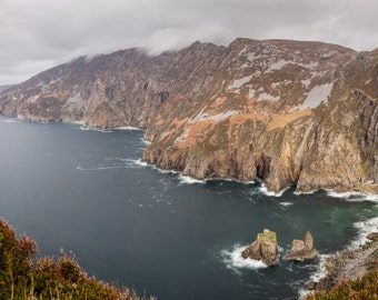 Fine Art Photography, Ireland, Slieve League, Donegal