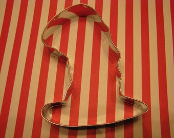 """Dr. Seuss Cat in the Hat / Floppy Hat 5"""" Metal Cookie Cutter"""