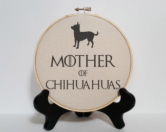 Mother of Chihuahuas