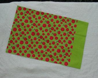 Mice Ornament Pillowcases for Children