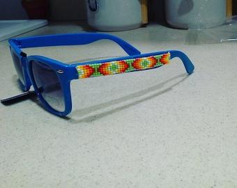 Handmaded Beaded Sunglasses