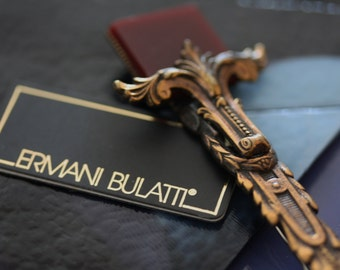 Wonderful Ermani Bulatti Vintage Stick Pin