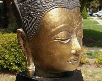 Vintage African Pit Fired Spirit Terra Cotta By Vintageartifax