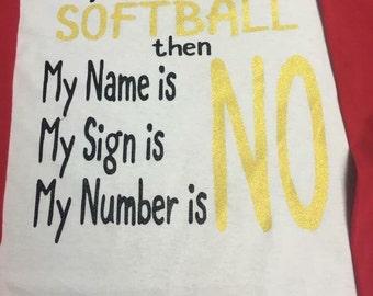 If you dont like sports 3/4 baseball shirt