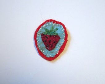 Little Strawberry Patch