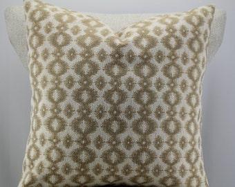 Modern design,18x18,19x19, pillow cover, accent pillow, decorative pillow,throw pillow,same fabric front and back