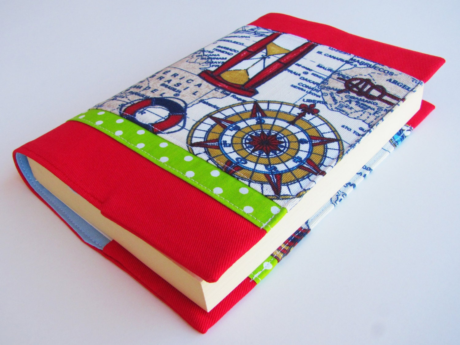 Fabric Book Covers For Paperbacks ~ Fabric book cover paperback for mass market books