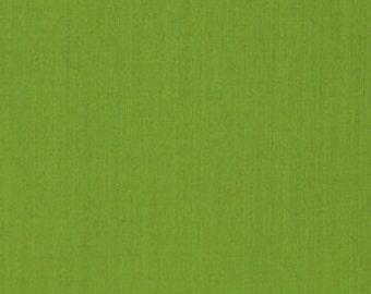 SHOT COTTON Lime SC43 Kaffe Fassett Sold in 1/2 yard increments