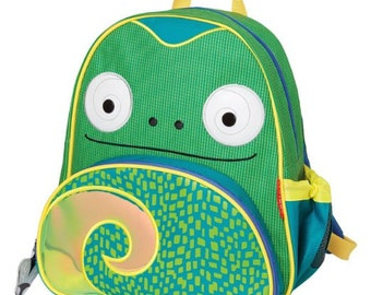 Chameleon Feeding Tube Backpack