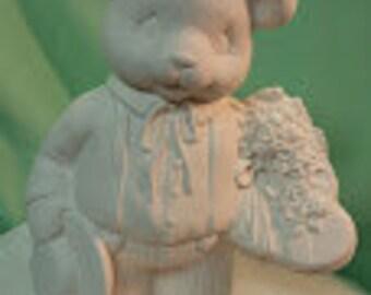 Boy Valentine Bear