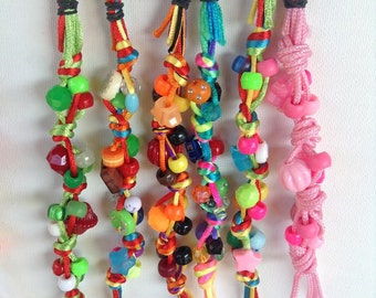Beaded Keychains (Part 1)