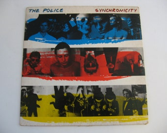 The Police  -  Synchronicity - 1983