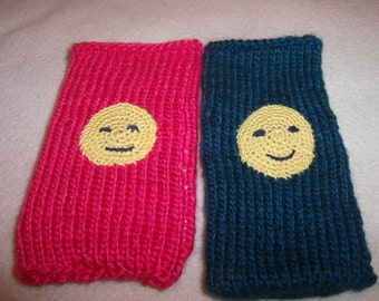 knitted Cell / cigarette socks