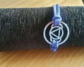 Daisy style Brow chakra bracelet