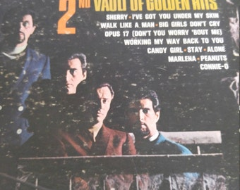4 seasons vinyl record