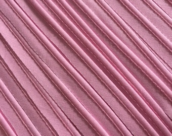 Pink 3mm Piping