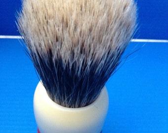 Vintage restored ever-ready C40  shaving brush