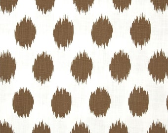 Premier Prints Jo Jo Drew Italian Brown  Upholstery Fabric for Slipcovers, Cushions and Pillows Price Per Yard