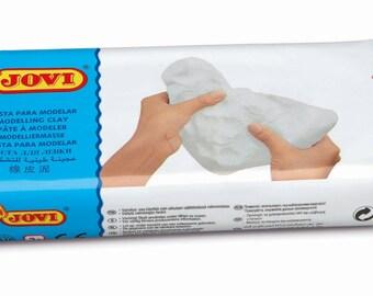 Jovi Air-Dry Clay 2.2lbs White, Grey, or Terracotta