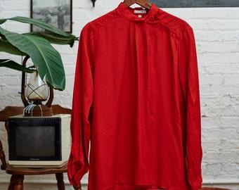 Vintage Le Camicie di Walker Blouse!